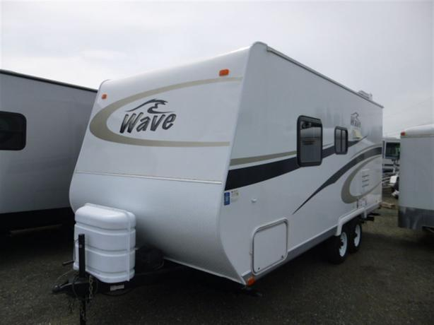 2008 Thor Wave 22rb Travel Trailer Outside Victoria Victoria