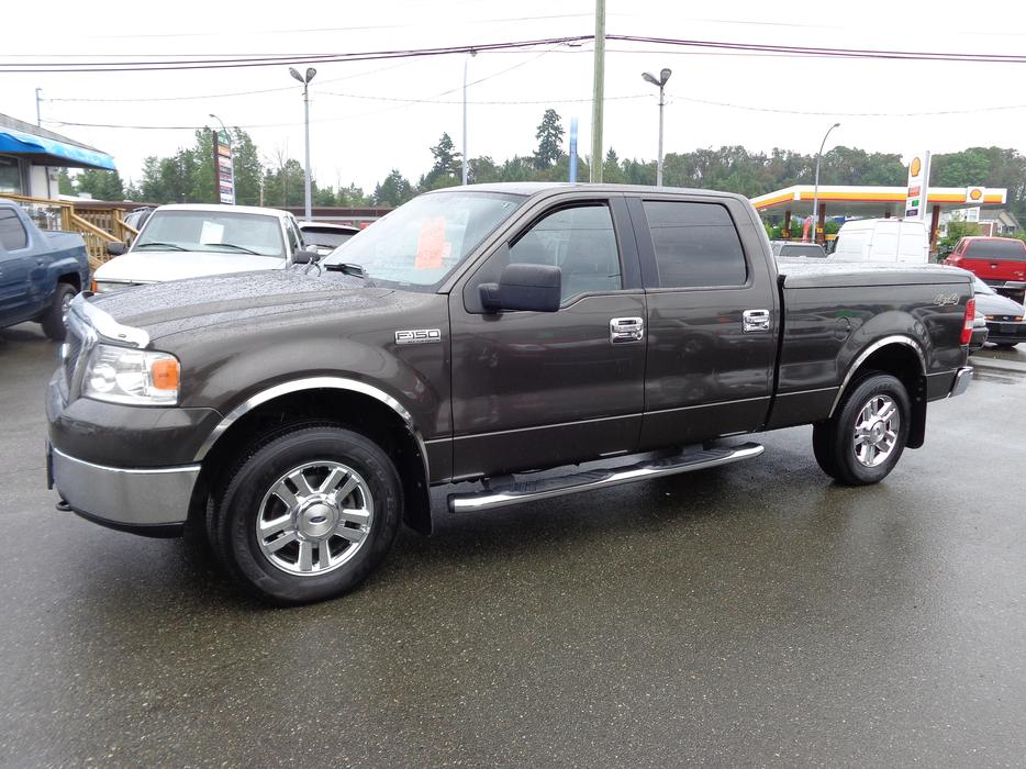 2006 ford f150 xlt 4x4 supercrew xtr outside victoria. Black Bedroom Furniture Sets. Home Design Ideas