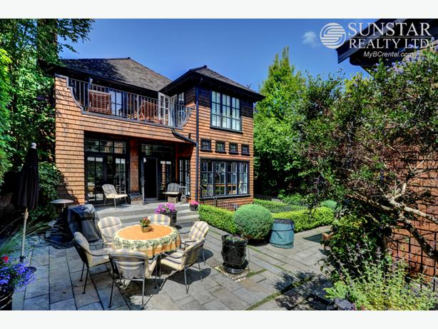 Shaughnessy Furnished Luxury Private 3716sf 5 Bedroom 3.5 Bath Home (a4)