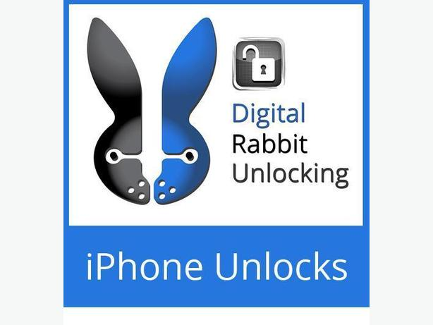 Factory iPhone Unlocks | Digital Rabbit Unlocking