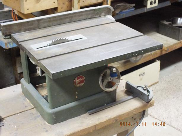 Atlas table saw plus 3 4 hp motor and 10 blades east for 10 table saw motor