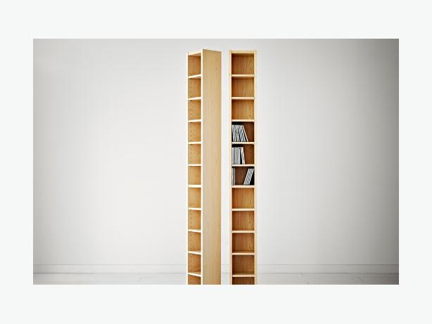 ikea benno billy dvd storage towers victoria city victoria. Black Bedroom Furniture Sets. Home Design Ideas