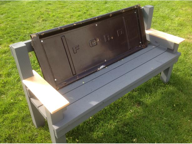 Ford Tailgate Bench Saanich Victoria