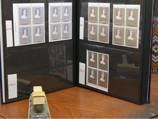 FINAL PRICE : Approx 50% Face Value Mint Stamp Collection