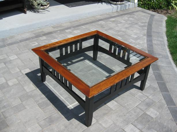 ethan allen american impressions coffee table saanich, victoria