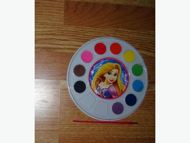 Brand New Girl Paint Set - Excellent Condition!