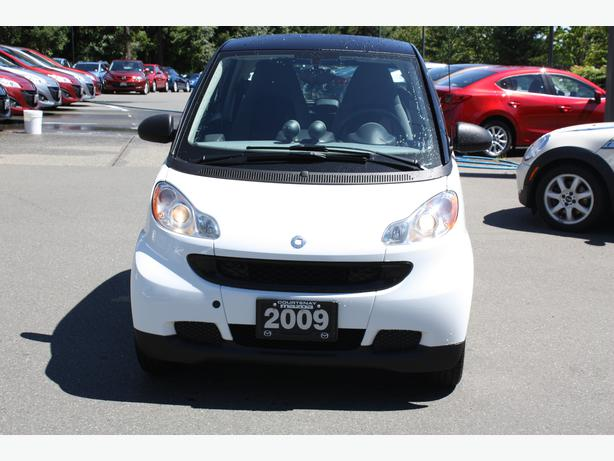 2009 Smart Fortwo Pure Outside Metro Vancouver Vancouver Mobile