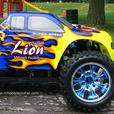 NEW 1/10 PRO BRUSHLESS ELECTRIC RACE RC MONSTER TRUCK