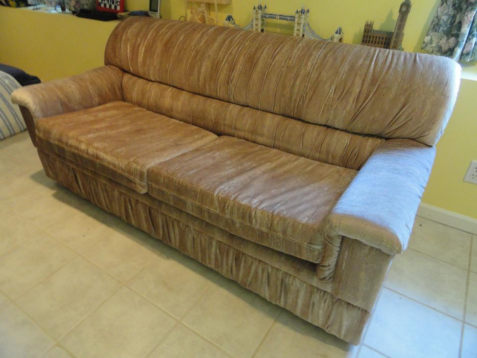 Free Sears Sofa Bed North Saanich Sidney Victoria