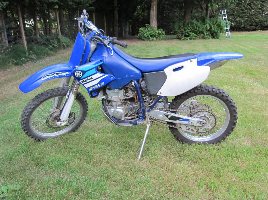 2001 yamaha yz 426 low hours outside victoria victoria for Yamaha yz 426