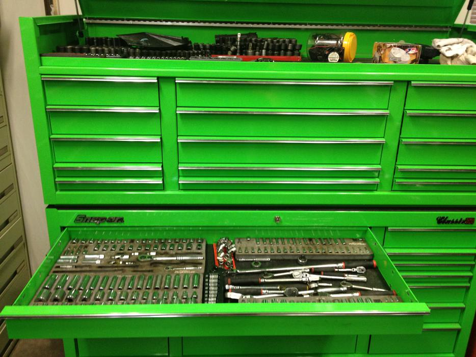 Snap On Tool Box Classic 96 Price Reduced Victoria City