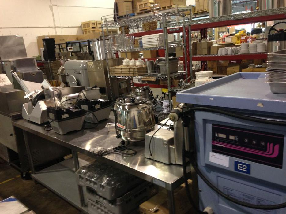 July th restaurant equipment auction video preview