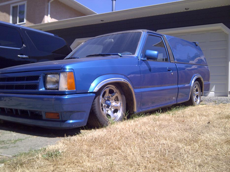 Mazda Red Deer >> 1987 Mazda B2200 LowRider First $1,450.00 Takes it. West Shore: Langford,Colwood,Metchosin ...