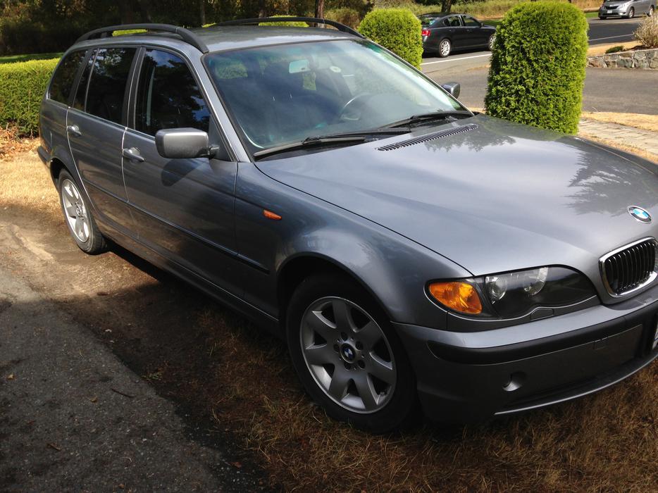 2003 Bmw 325xit All Wheel Drive Sport Wagon Oak Bay Victoria