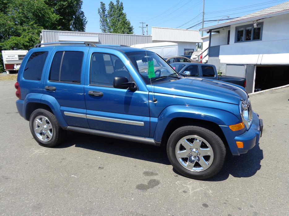 2006 Jeep Liberty 4x4 126000 Kms Outside Victoria