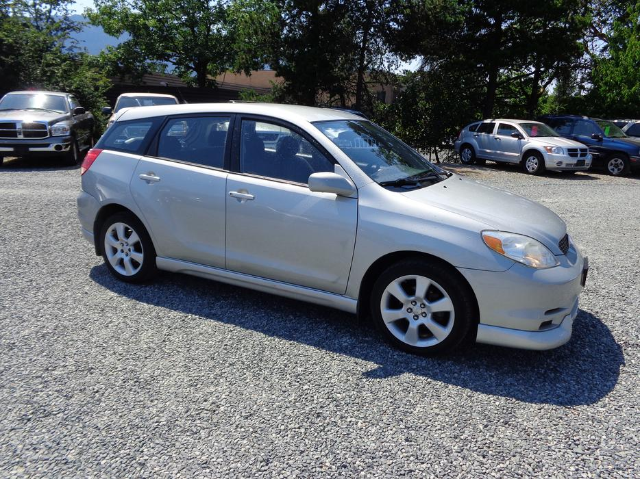 2003 toyota matrix xrs central nanaimo nanaimo mobile. Black Bedroom Furniture Sets. Home Design Ideas