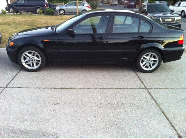 Reduced Bmw 320i Auto With Only 100k Saanich Victoria