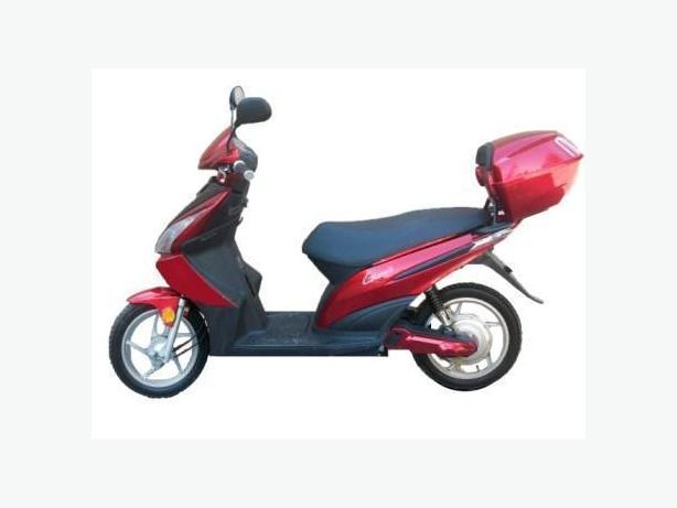 Scooters, e-bikes, and more at Derand! (Electric Scooter, Electric Bike)