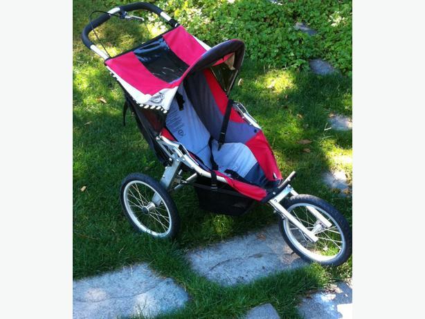 RR Chariot cavalier jogging stroller Oak Bay, Victoria