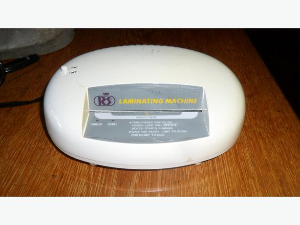 how to safely use a laminator