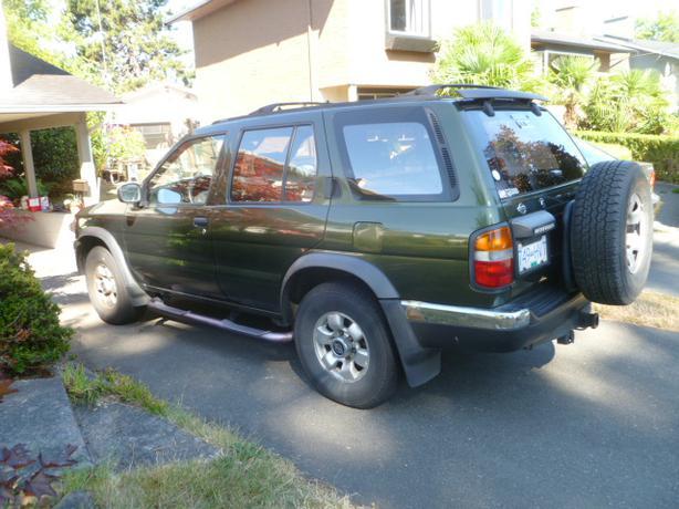 1996 Nissan Pathfinder Must Go 1000 North Saanich