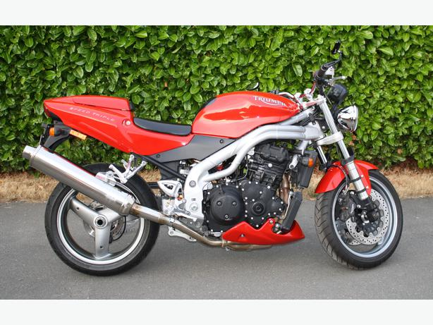 triumph speed triple owners manual
