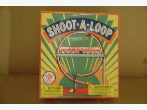 """""""Shoot-A-Loop"""" game"""
