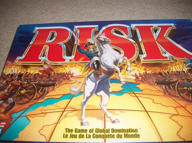 World Domination RISK - Hasbro