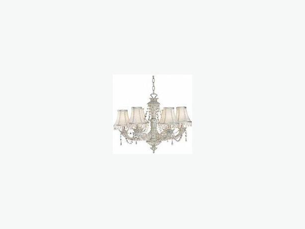Brand New Chambery 6 Light Chandelier Regular Price Is 299