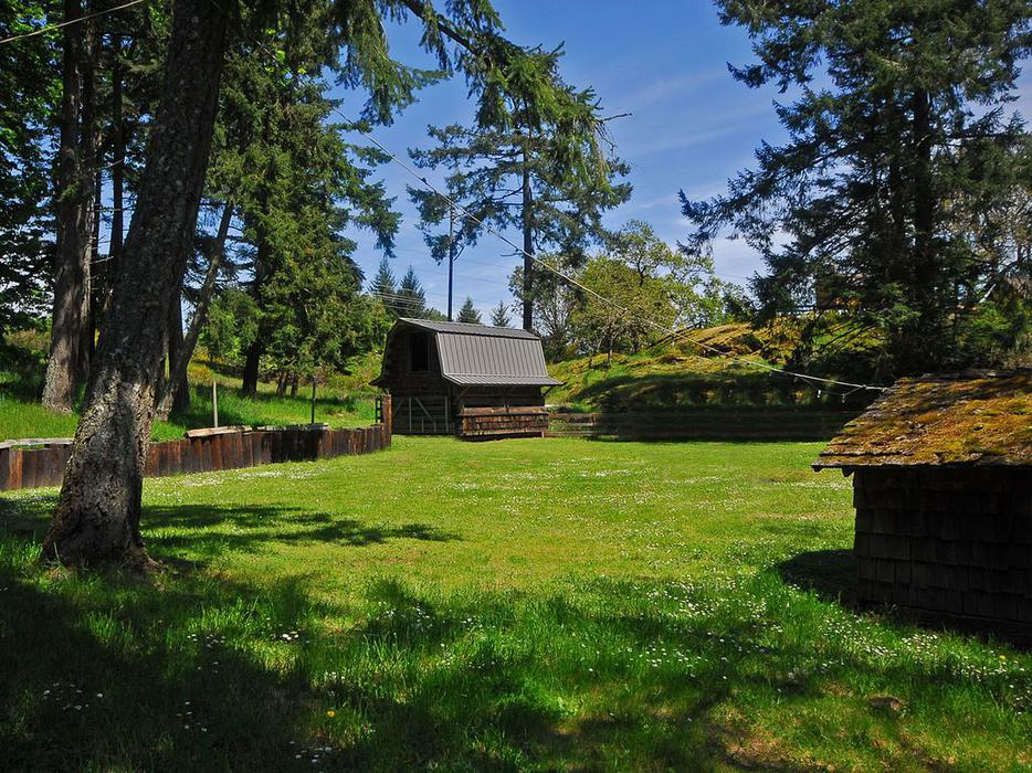 5 acre property west sannich 8bed 7 bath b b saanich for 7 summerland terrace