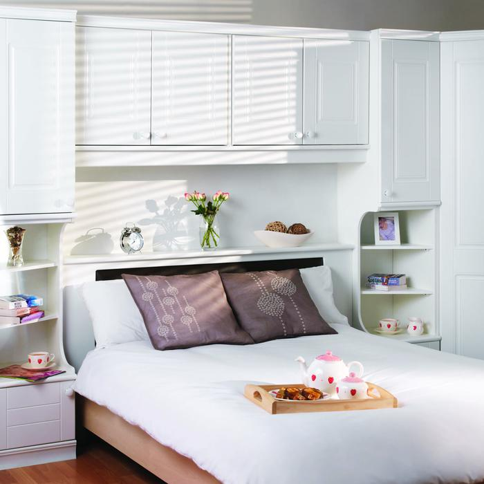 New White Ikea Bedroom Storage Cabinets Victoria City