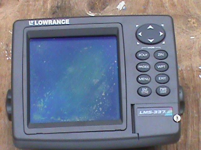 Lowrance Fish Finder North Nanaimo Nanaimo