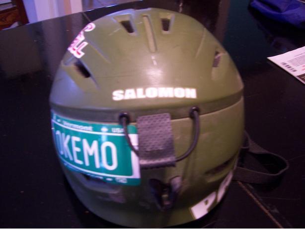 """""""Salomon"""" Helmet Adult Small"""