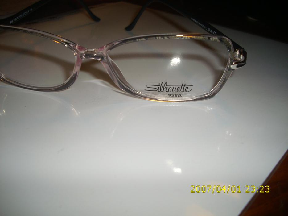 100% Authentic Silhouette eyeglasses SPX 1981 00 53 13 130 ...