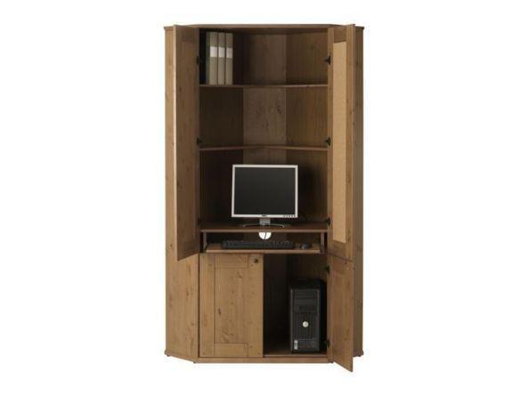 Ikea Quot Alve Quot Corner Computer Armoire Outside Nanaimo Nanaimo