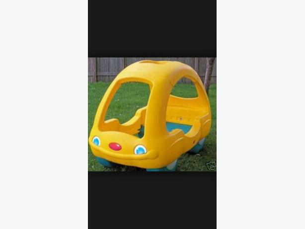 Snooze N Cruise Toddler VW Car Bed Victoria City Victoria