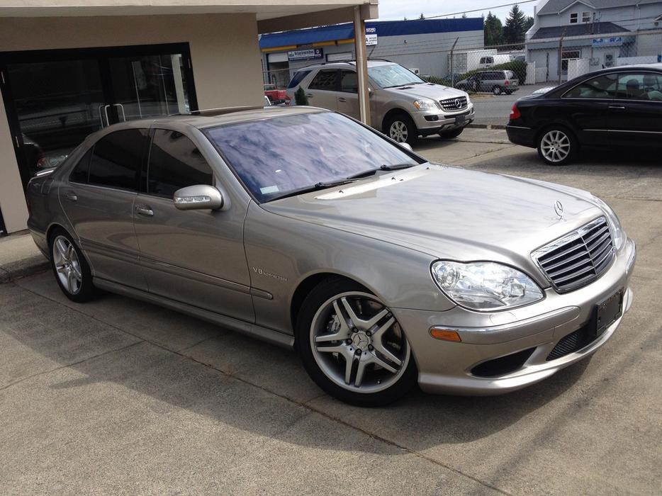 2005 mercedes benz s55 amg 85 000km outside victoria for Mercedes benz bay ridge