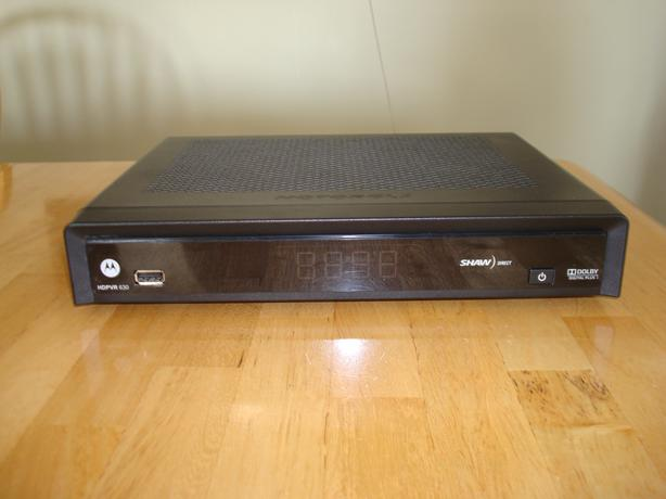 how to delete recordings on shaw pvr