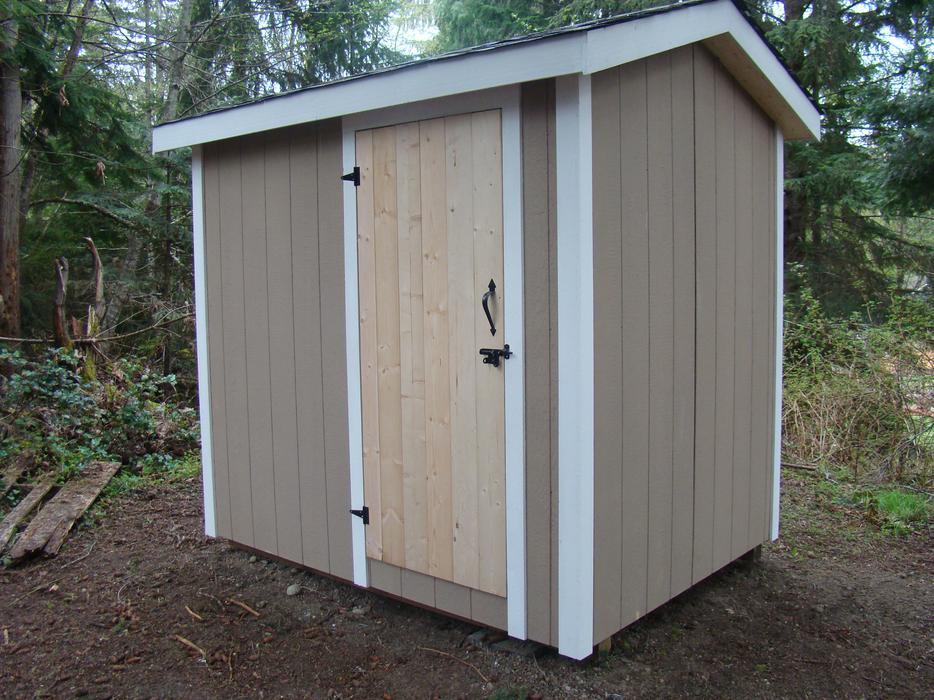 Professional custom built sheds ksheds parksville nanaimo - Garden sheds edmonton ...