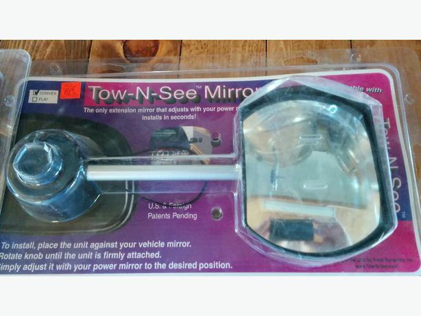 Tow n see mirror extenders sooke victoria for Miroir tow n see