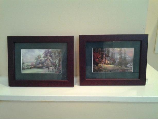 Thomas Kincaid Prints