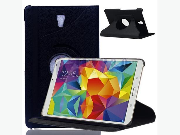 360 Rotating PU Stand Case for Samsung Galaxy Tab S 8.4""