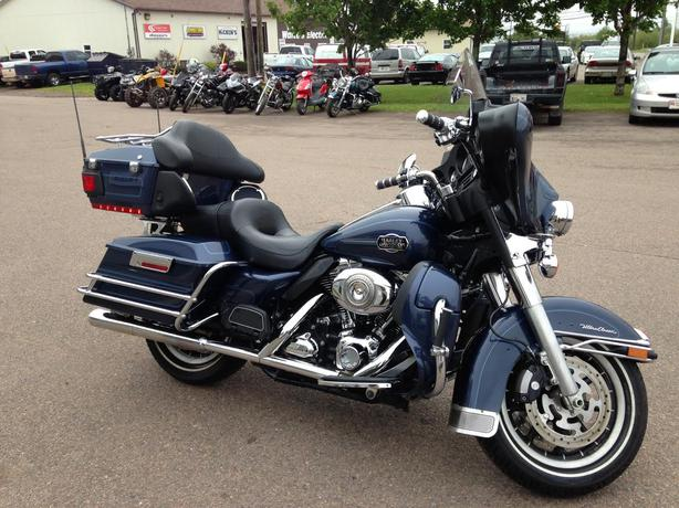 2008 Harley Davidson Ultra Classic Electra Glide