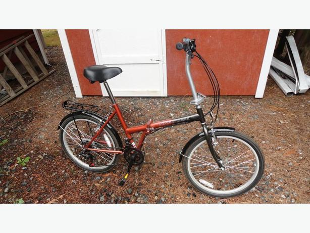 Adventurer 12 Speed Bike Used Once Central Nanaimo