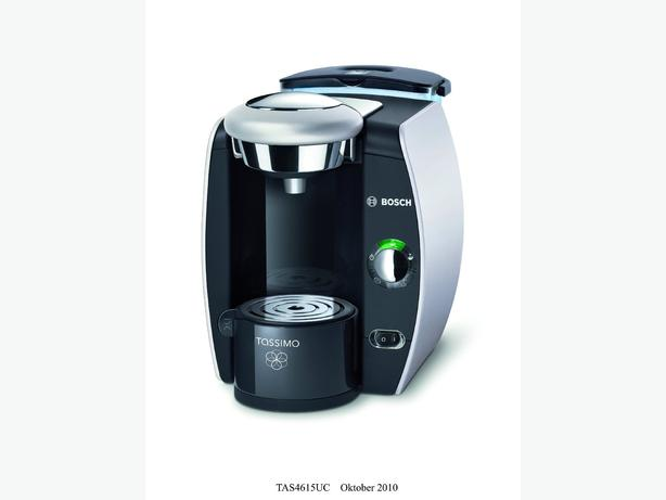 Bosch Coffee Maker K Cup : Bosch Tassimo TAS4615UC8/06 Single Cup Machine Coffee Maker Black 1 week old Central Ottawa ...