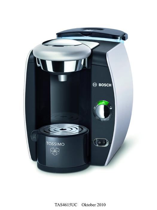 Bosch Coffee Maker Cleaning Disc : Bosch Tassimo TAS4615UC8/06 Single Cup Machine Coffee Maker Black 1 week old Central Ottawa ...