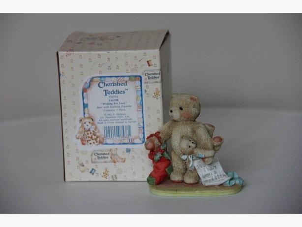 """Cherished Teddies """"Jacob"""" Figurine"""