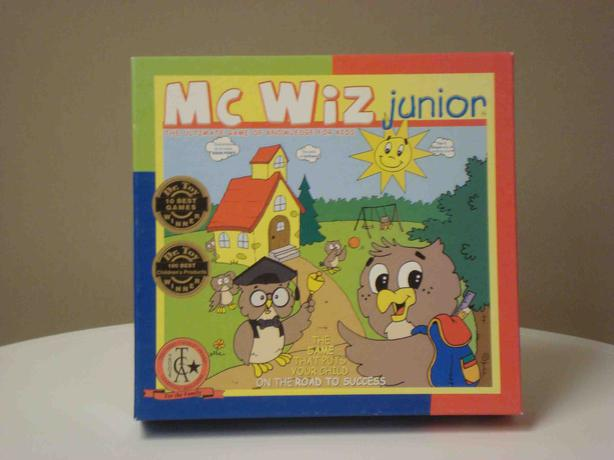 Mc Wiz Junior