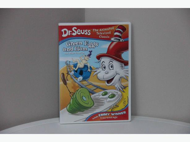 FREE - Dr. Seuss Green Eggs & Ham DVD