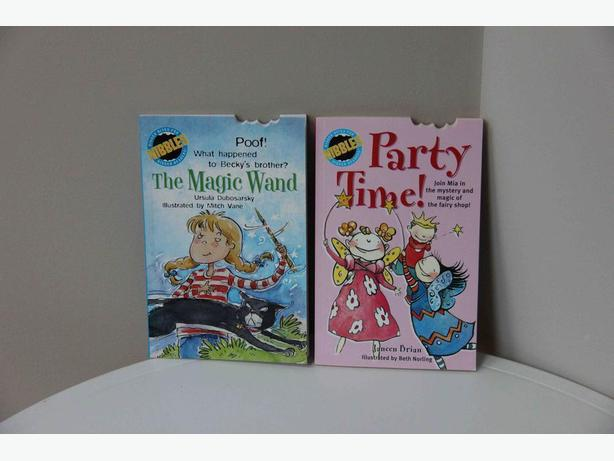 Nibbles Chapter Books - Set of 2